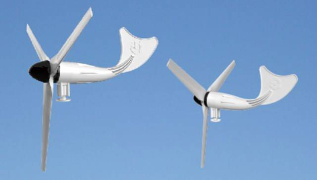 300W off-Grid Horizontal-Axis Wind Turbine Generator