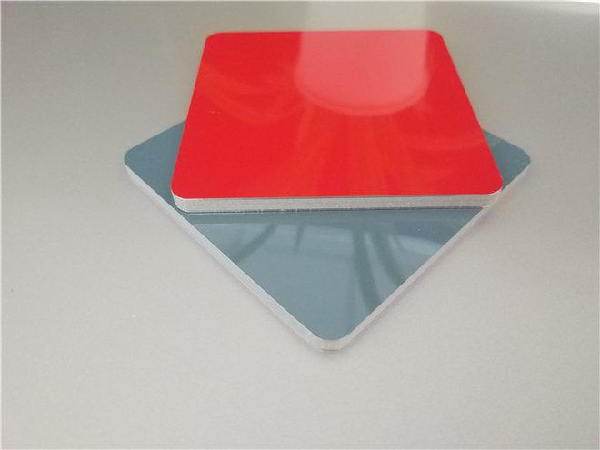 Fireproof Aluminum Composite Panel A2 B1 Grade For ACP Cladding Durable