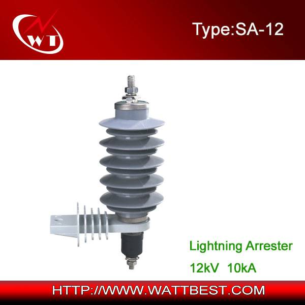 lightning rod,lightning arrester 10kV