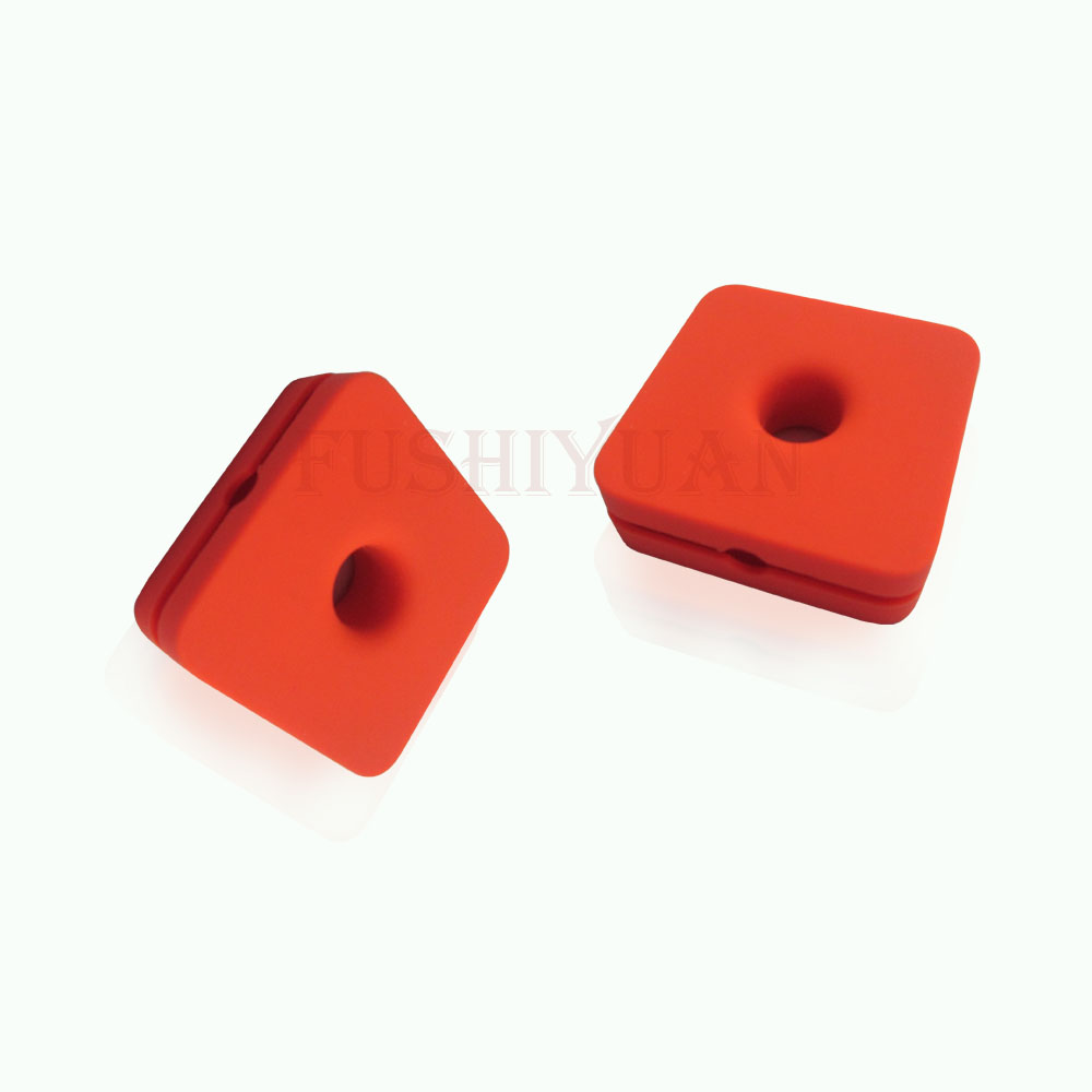 Custom Made Rubber Square Grommet