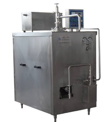 300L Continuous freezer ice cream machine