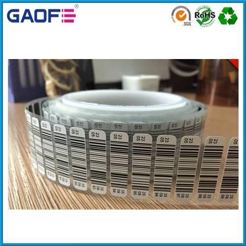 re Vulcanization Label, Self Adheisve Tire Labels, Barcode Sticker Paper