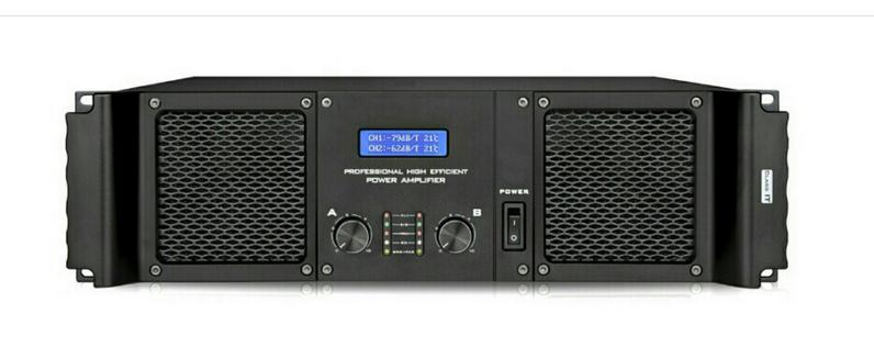 NS(3U) series power amplifiers T11NS/T13NS