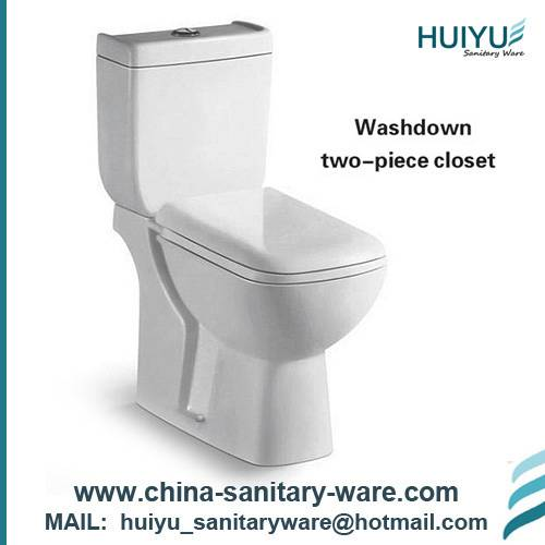 Sanitary Ware  Colorful Bathroom Sets One Piece Toilet
