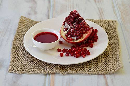 Pomegranate paste with high quality