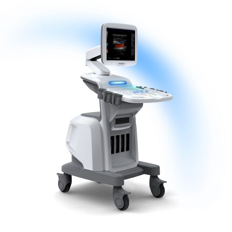 Canyearn C80 Full Digital Trolley Ultrasonic Diagnostic System Color Doppler Ultrasound Scanner