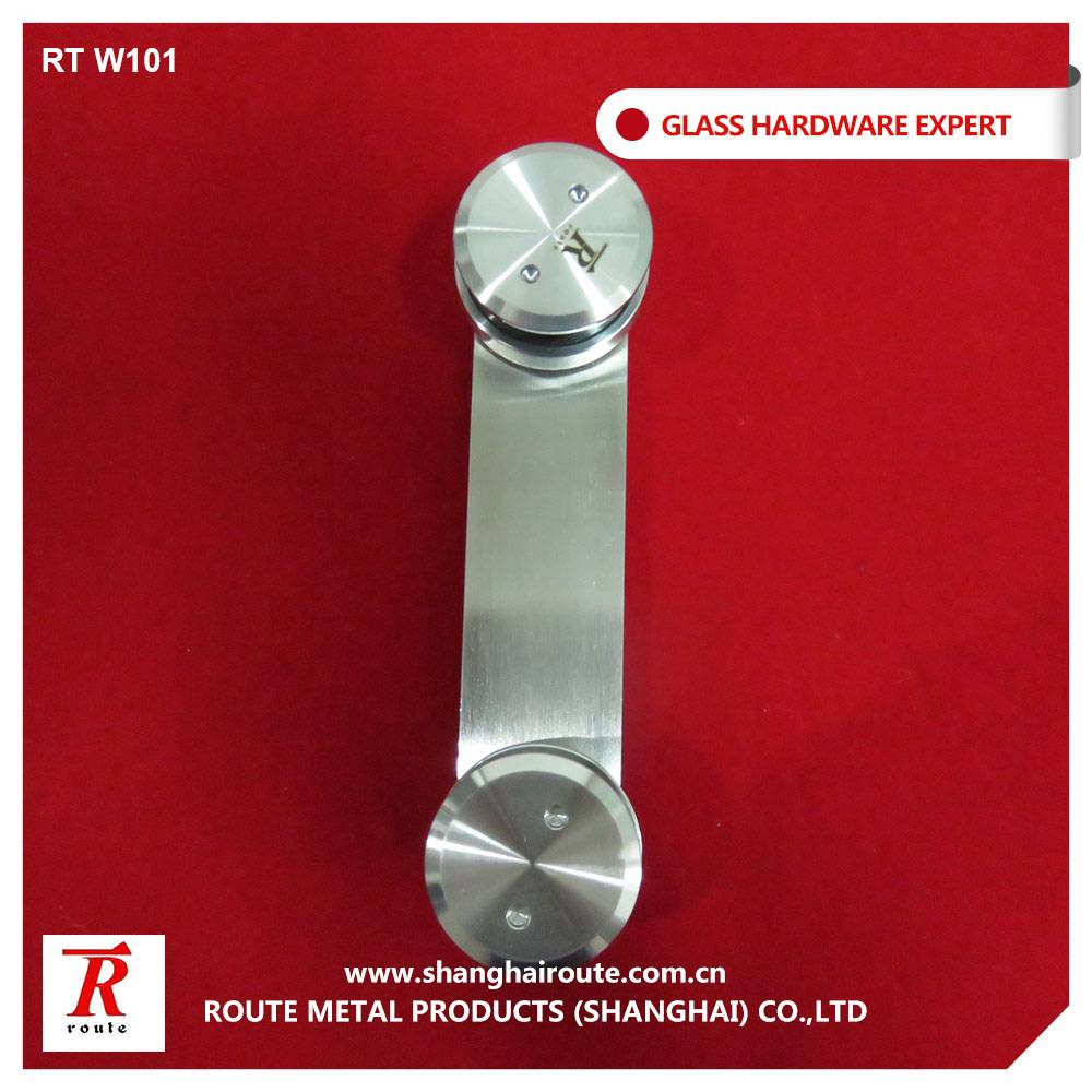 Glass Connect glass railing clamp