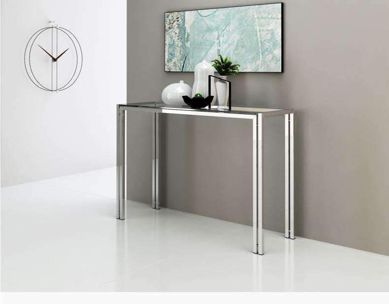 Stainless Steel furniture for home/hotel decoration