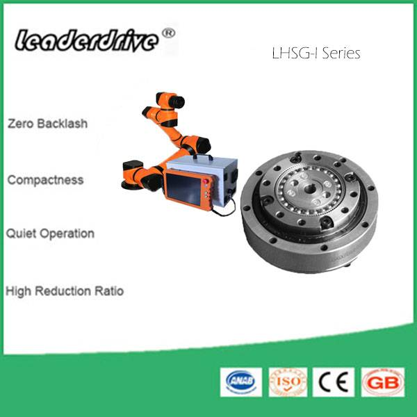 Flange Mounted China Factory Higher Torque Hamonic Gear Drive Speed Reducer
