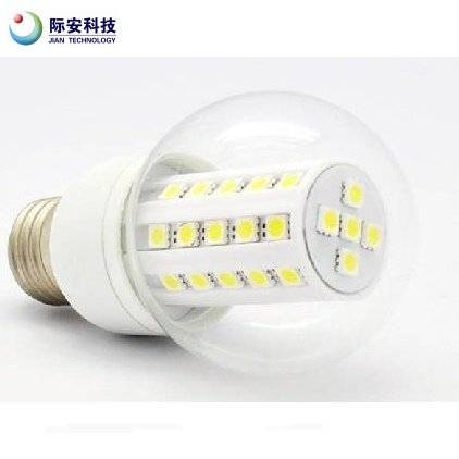 E27 7W 5050SMD 220V White LED Room Light