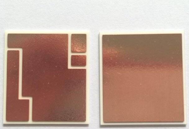 Aluminum Nitride (ALN) DBC ceramic substrates