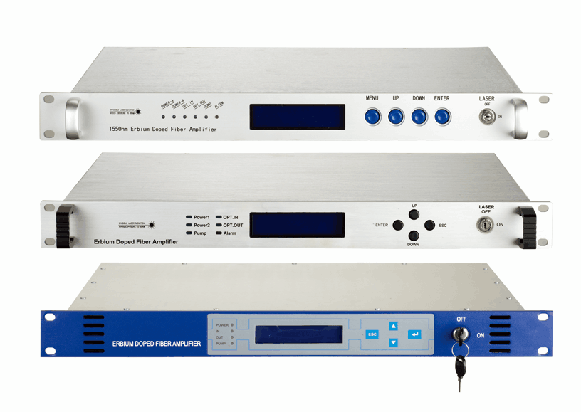 WDM EDFA/WDM Optical Amplifier