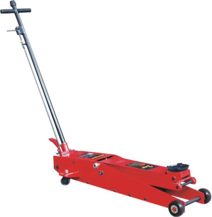truck repair use floor jack