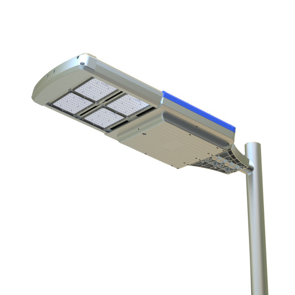 30W all in one solar led street light garden street integrated solar led flood light