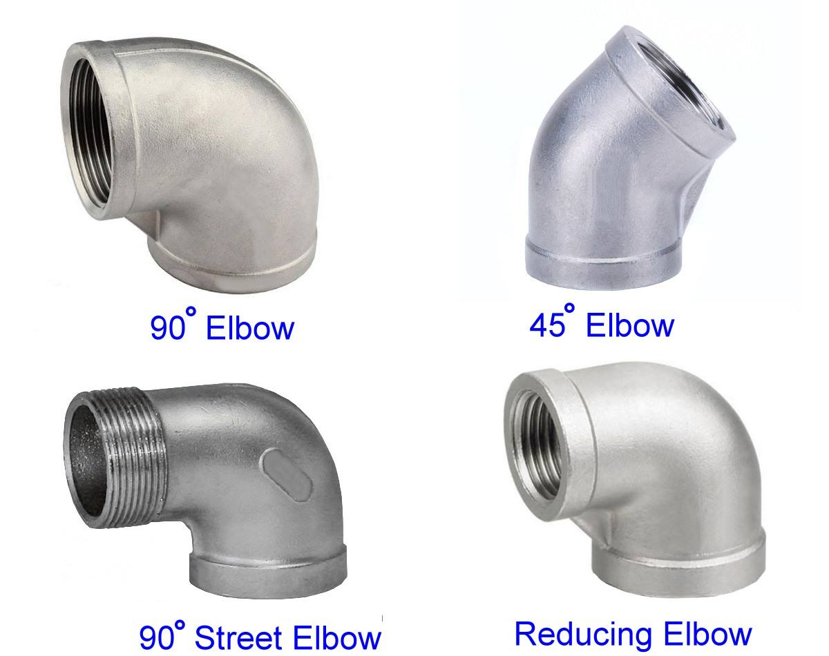STAINLESS STEEL PIPE AND FITTING