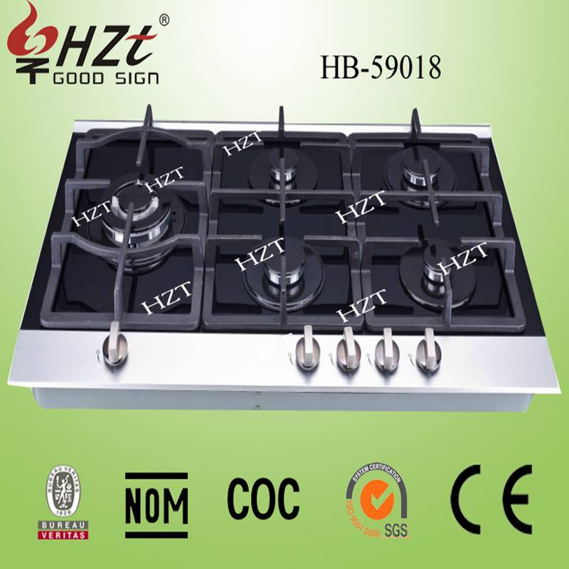 2015 China supplier natural gas stoves