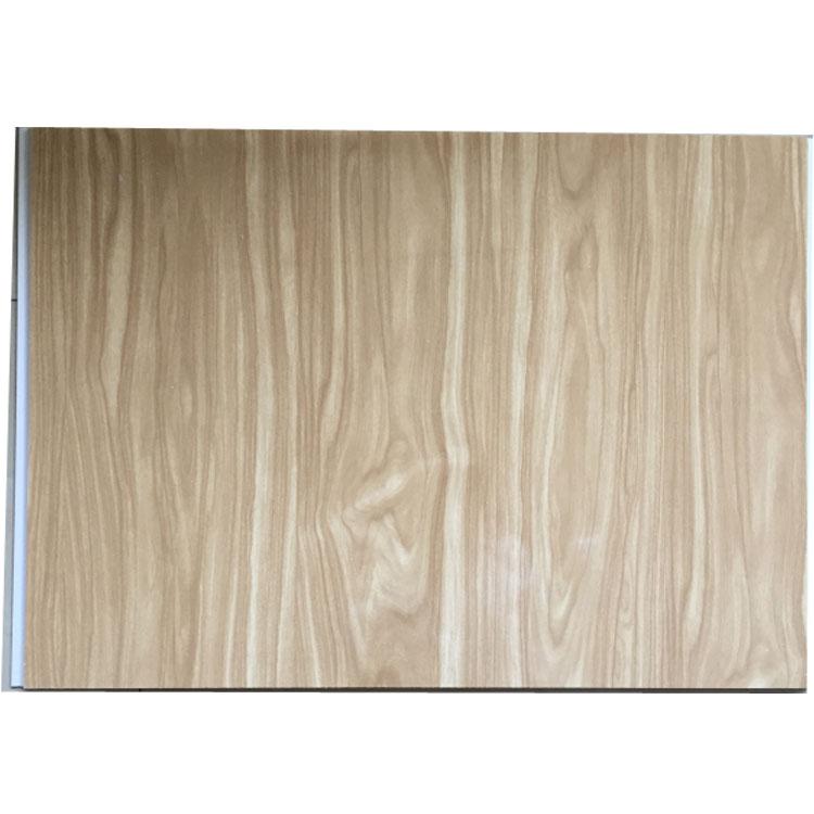 decorative wall paneling 2017 new design wood wall board laminate pvc wall panel
