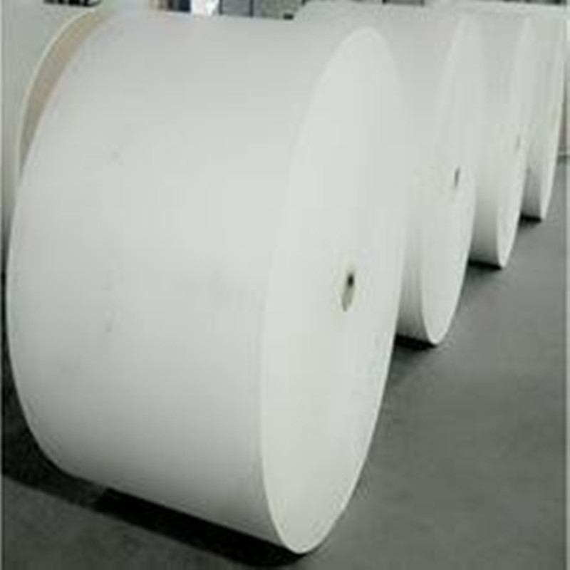 paper roll raw materials factory supply