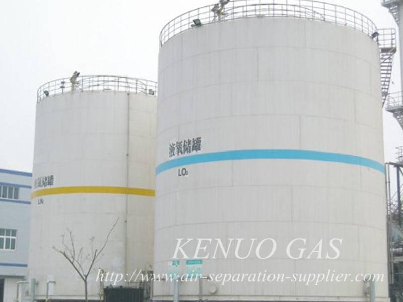 Large Flat-Base Storage Tank