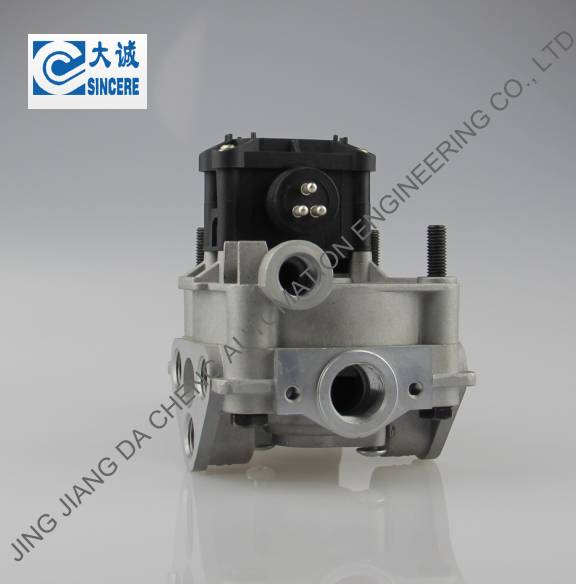 Haldex ABS relay valve(Modulator) 950364045 / 364116001 / 3736411621 / 4276225