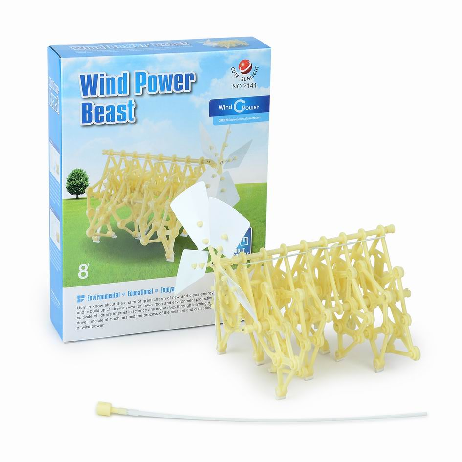 DIY Wind Power Beast