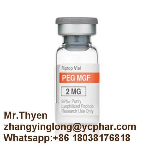 2mg PEG-MGF for Bodybuilding MFG Peptides to UK