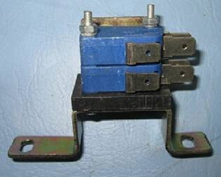 higer bus parts anti clamping switch