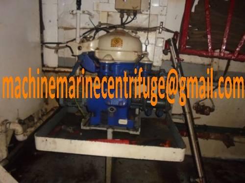 Alfa Laval MAB 104 Oil Purifier, MAB 104 Oil Separator, HFO Purifier, Waste Oil Centrifuge,