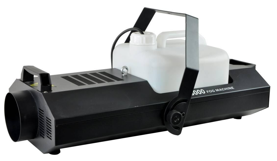 3000w digital fog machine