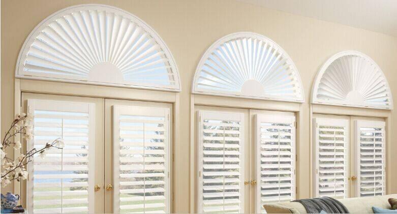 basswood window shutter good quality