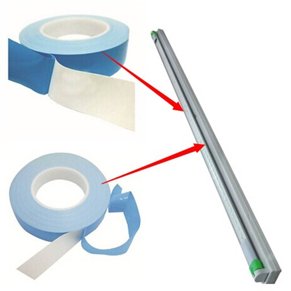 High Temperature Resistant 0.15mm Thickness Thermal Insulating Double Sided Tape For Led Lights