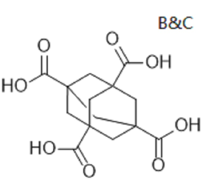 adamantane-1,3,5,7-tetracarboxylic acid (cas 100884-80-8)