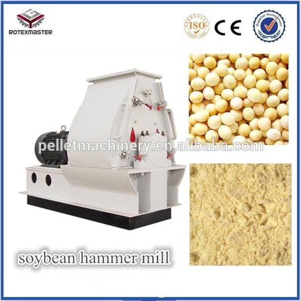 industrial grain crusher/ corn hammer mill/ Water type series crusher, new multi-function corn cerea