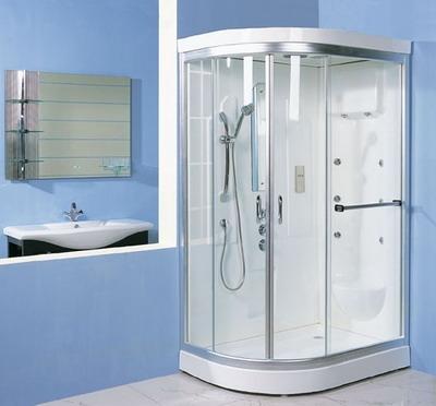 Integral Shower Room