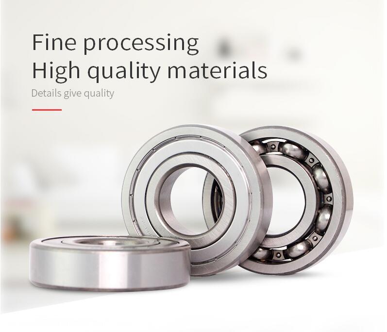 Hot sell 6301 zz 2rs bearing