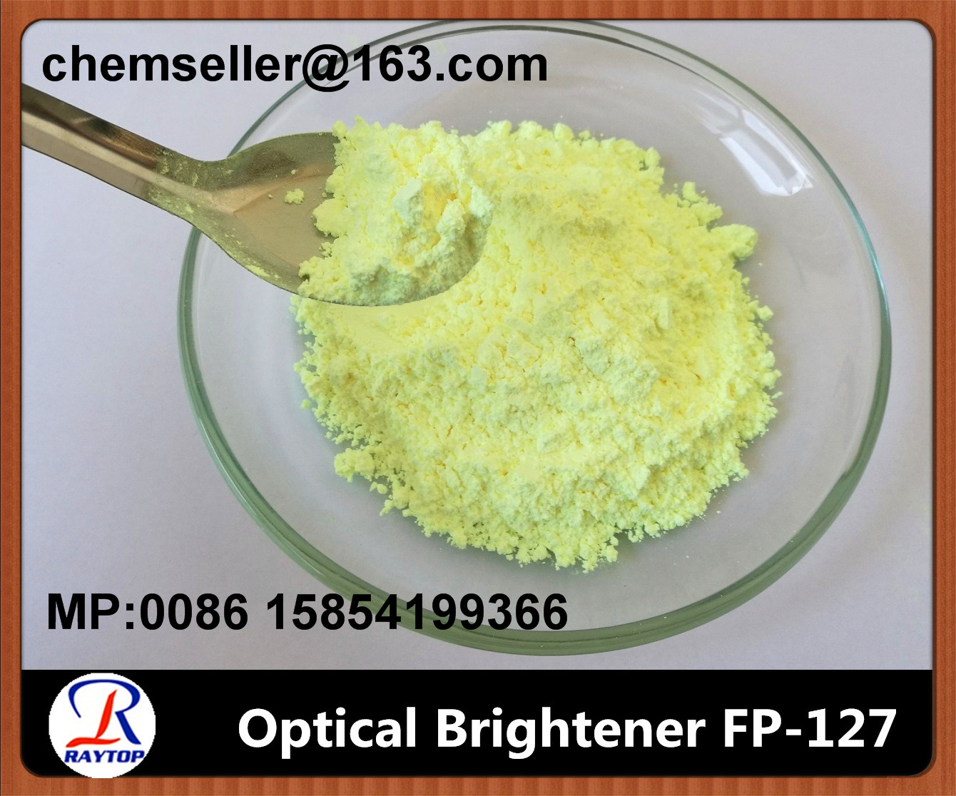 bleaching agent FP-127 for PVC