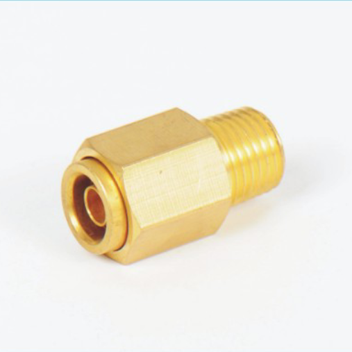 DOT fitting good quality hose pipe fittings brass connector