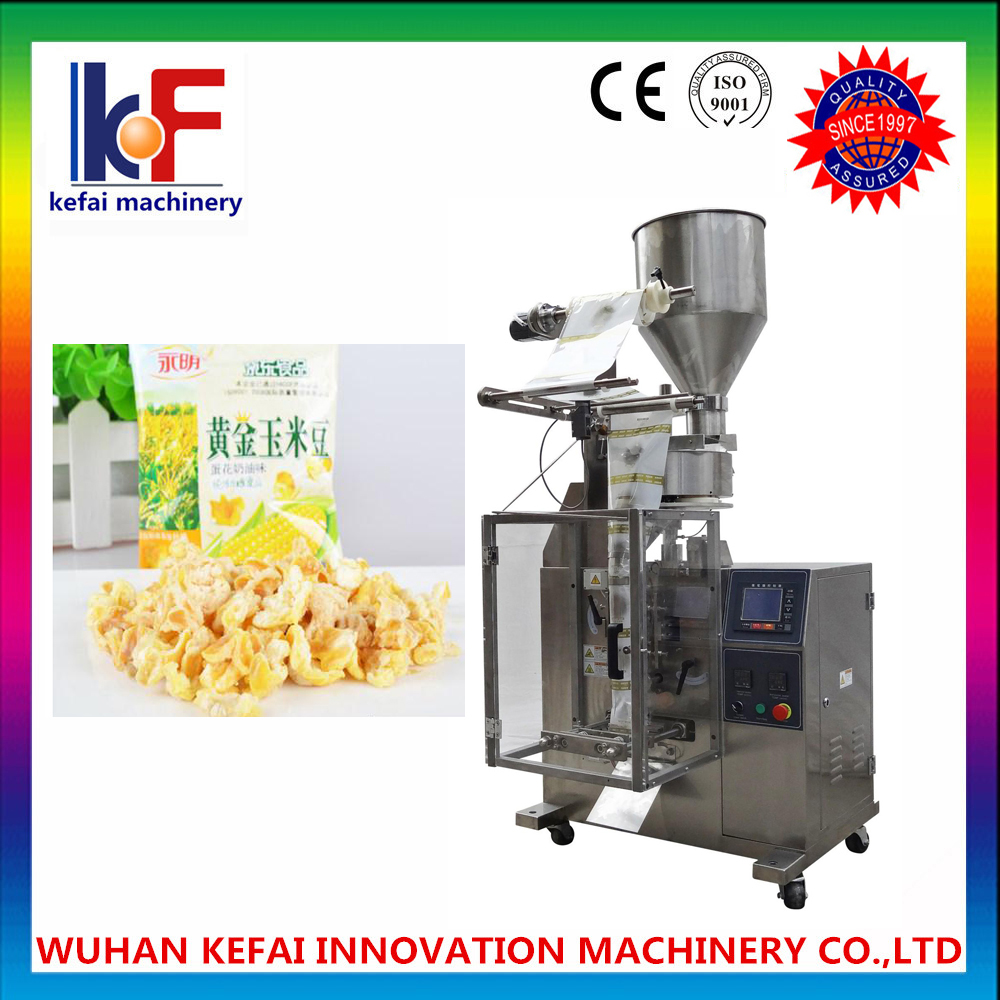 Automatic weighing rice/sugar/granular/puffed food Packing Machine