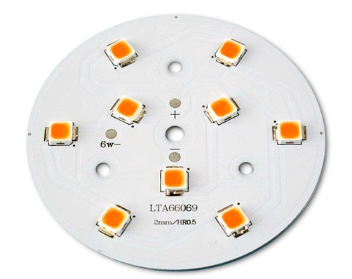 Cree LED Aluminum PCB Assembly
