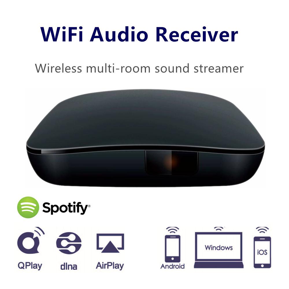 Wifi audio receiver YunListen P7 Wireless multi-room sound streamer