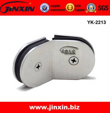 135 Degree Glass Door Clip(YK-2213)