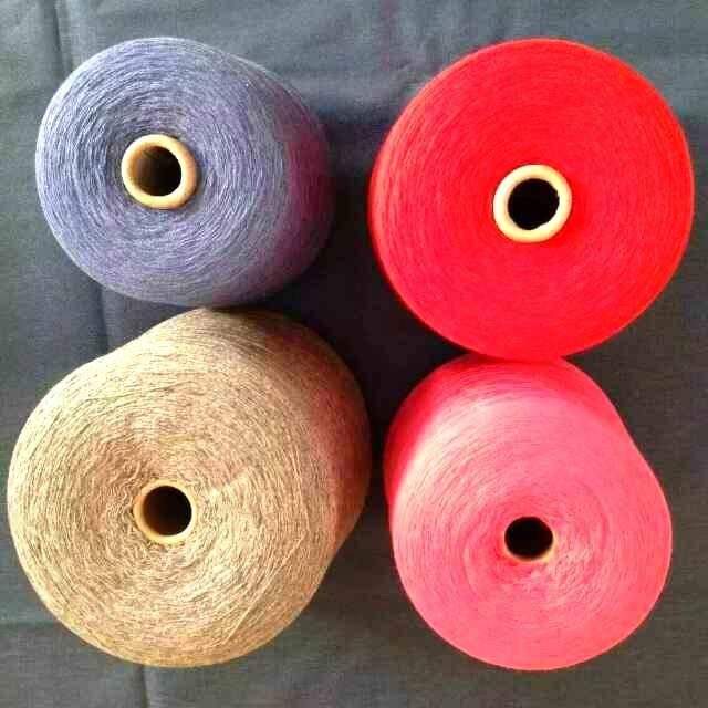 2/15NM 80% Wool (19.5um) 20%NylonYarn