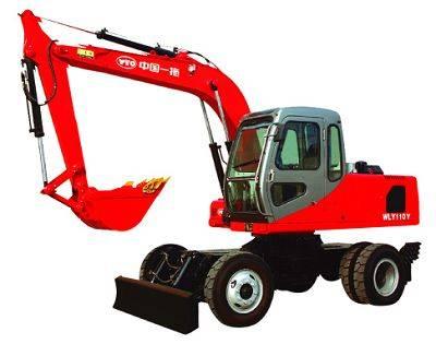 WLY110Y  excavator