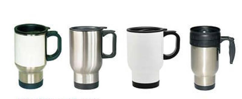 Stainless Steel Travelling Mug