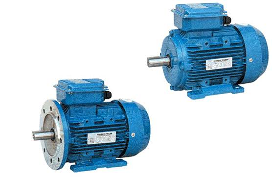 MC/MY Series Single-phase Asynchronous Electric Motor With Aluminium Housing