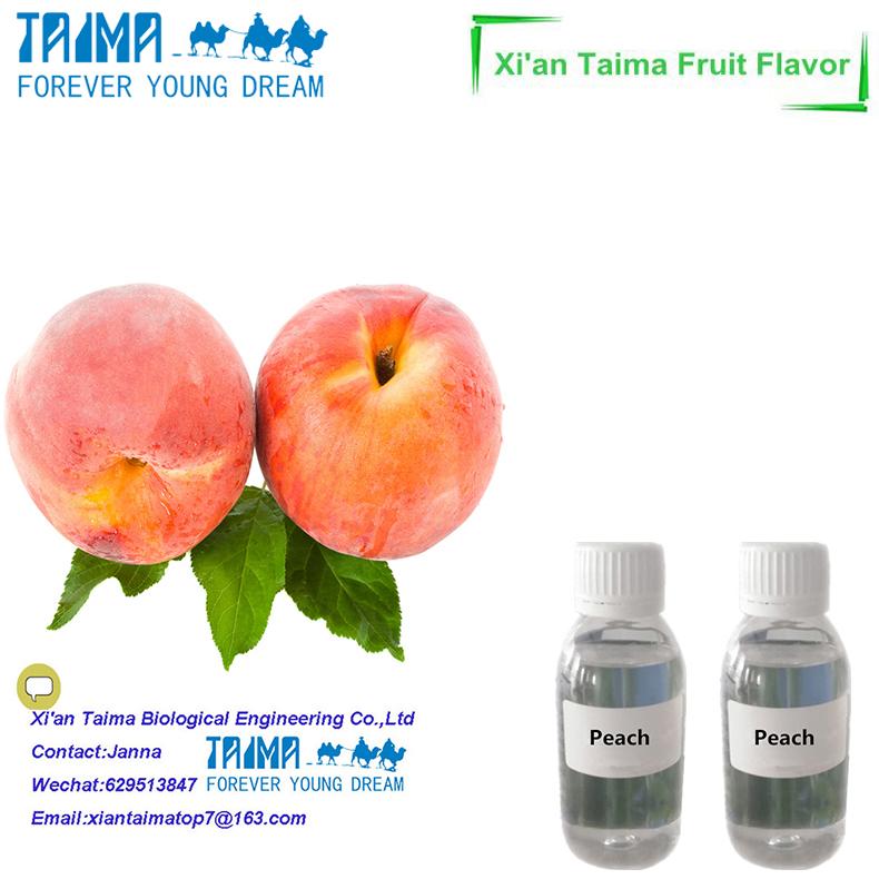 Xi'an taima fruit flavor Peach