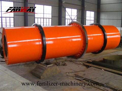 Rotary Drum Fertilizer Granulator