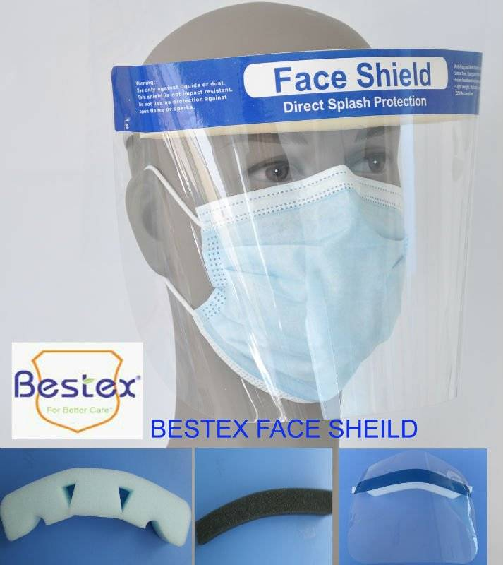Protection Disposable Face Shield
