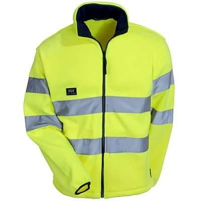 EN471 High Visibility Fleece Jacket