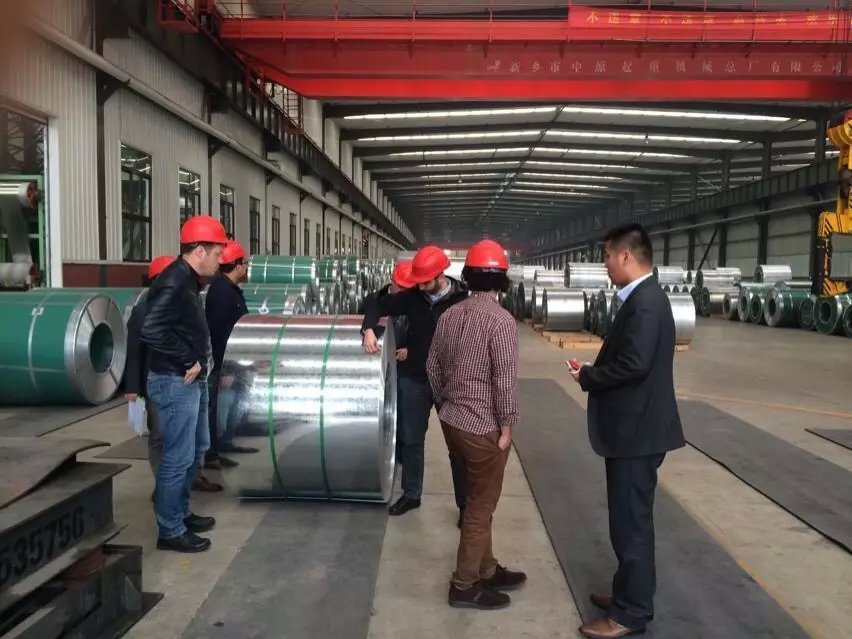 1.0mm hot dipped galvalume steel coil